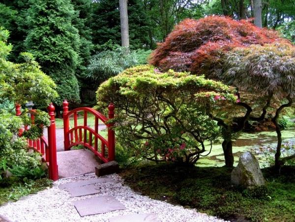 minha casa Tipos de Jardim Japonês