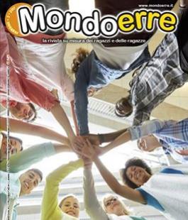 Logo MondoErre, la rivista dei ragazzi: richiedi una copia gratuita