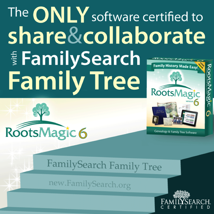 Genealogy's Star: RootsMagic syncs sources to FamilySearch ...  Genealogy's...