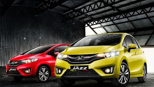 Info Harga dan Spesifikasi Honda Jazz 2016