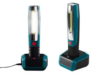 Akumulatorowa lampa robocza LED LivarnoLux z Lidla