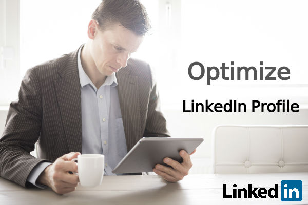 Optimize Their LinkedIn Profile