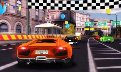 City Racing 3D MOD Apk