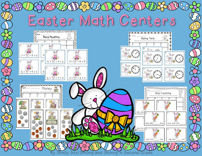 Math centers for second grade