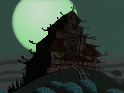 Samurai Jack - Season 3 Episode 09: Jack and the Haunted House