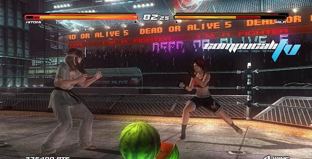 Dead Or Alive 5 Ultimate Xbox 360 Español Región Free XGD3