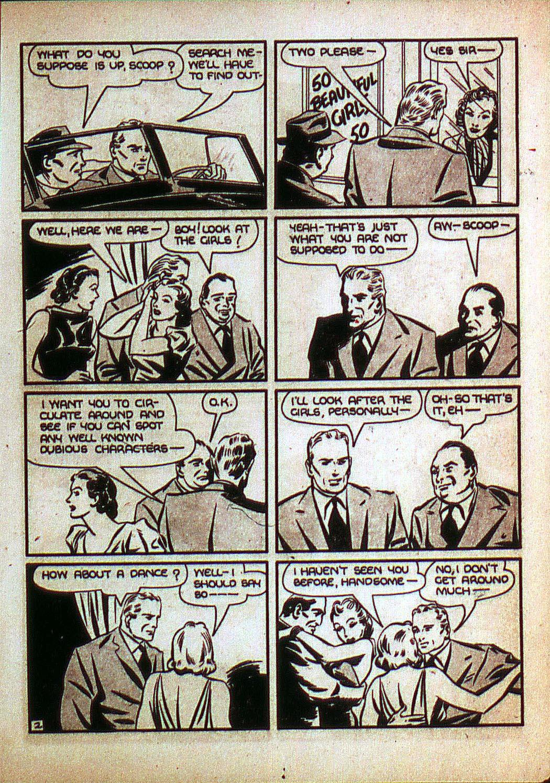 Action Comics (1938) 3 Page 16