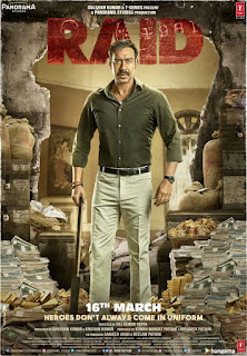 Raid Budget, Screens & Box Office Collection India, Overseas, WorldWide