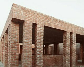 Types of masonry wall, Load bearing masonry wall