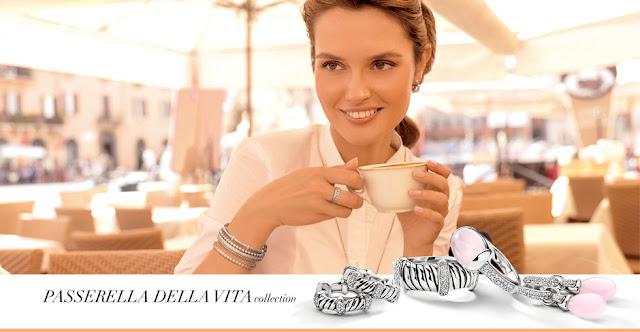 Para esta ocasião, a marca de joalharia tem à disposição 6 colares... Dia da Mãe. Ti Sento Milano. Jóias. Acessórios. Style Statement. Blog de moda portugal.
