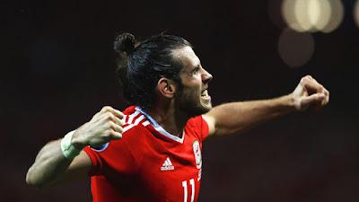 Gareth Bale Ingin Jadi Inspirasi Bagi Generasi Baru Wales