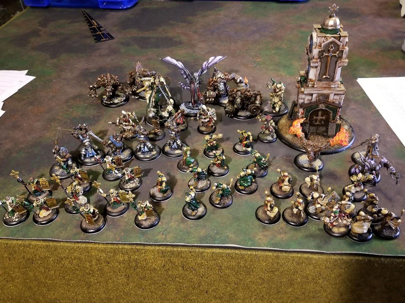 Proxy Infernal Army | pokeminiatures