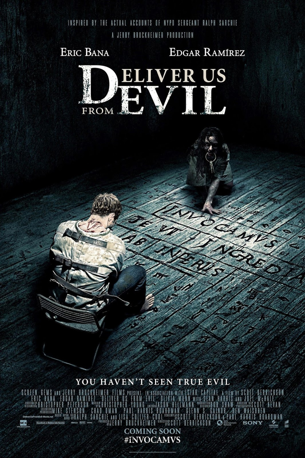 Deliver Us from Evil 2014 - Full (HD)