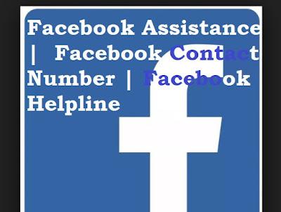 Facebook Assistance | Facebook Contact Number | Facebook Helpline - Hacked Facebook Account