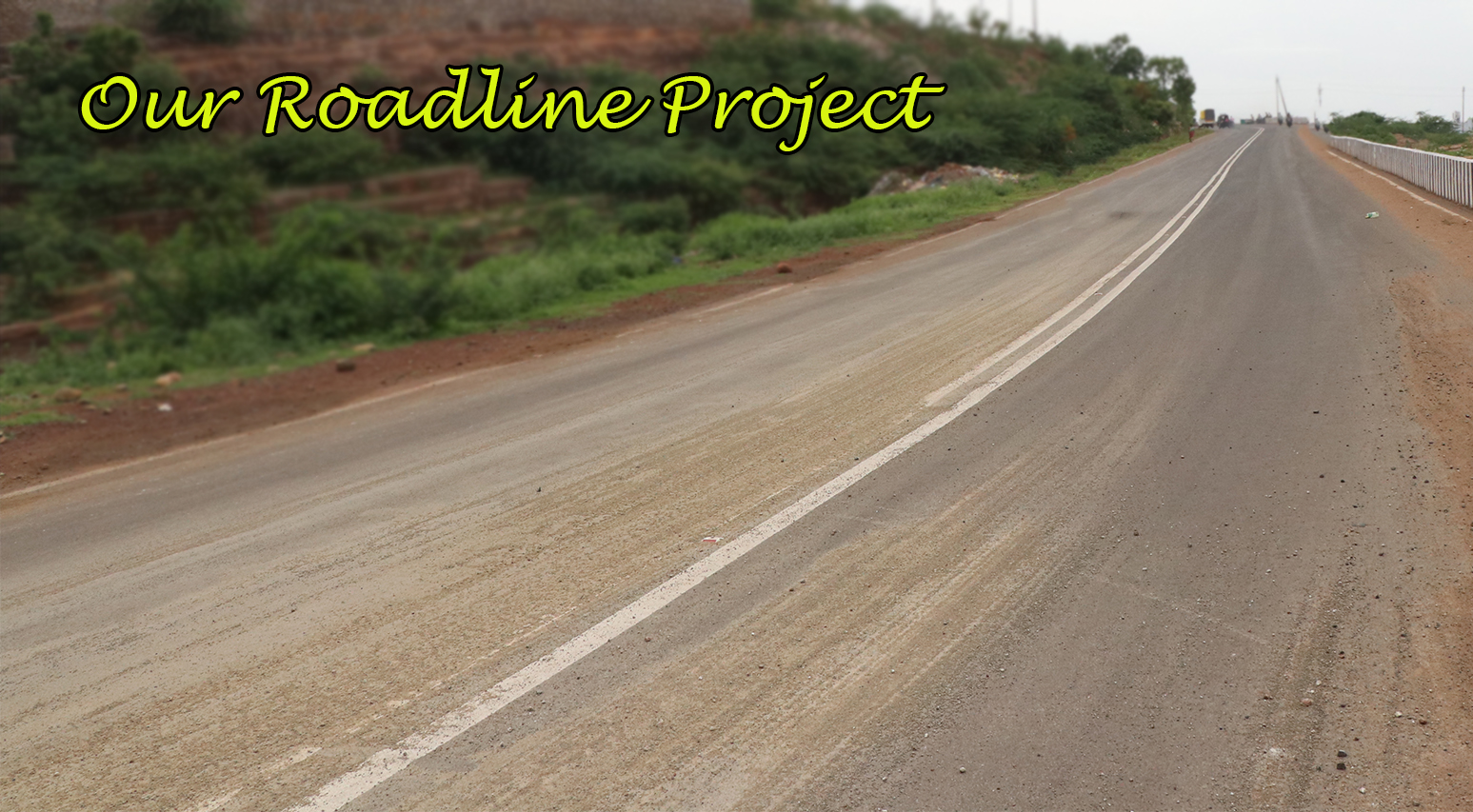 Our Road Lines Project - Pailwan Buildcon Private Limited