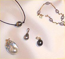 La Perla,chapurriau, perles, ostres
