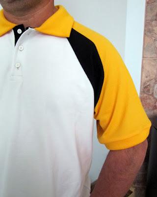 Playera polo cuello camisero patrón de costura para imprimir en casa