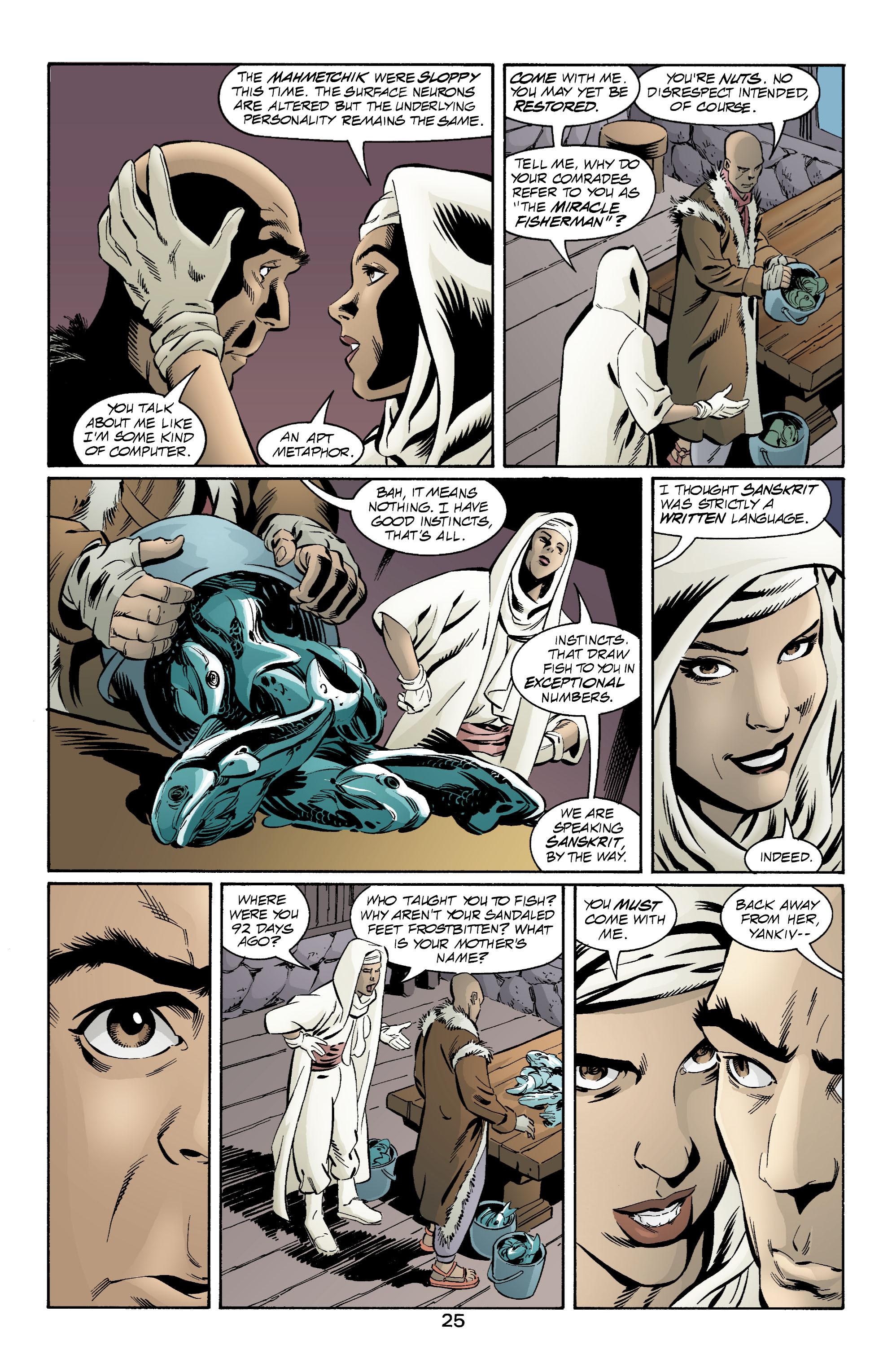 Detective Comics (1937) 752 Page 24