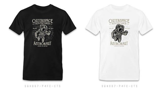 SGH007-P4FC-CTS Graphic T Shirt Design, Custom T Shirt Printing