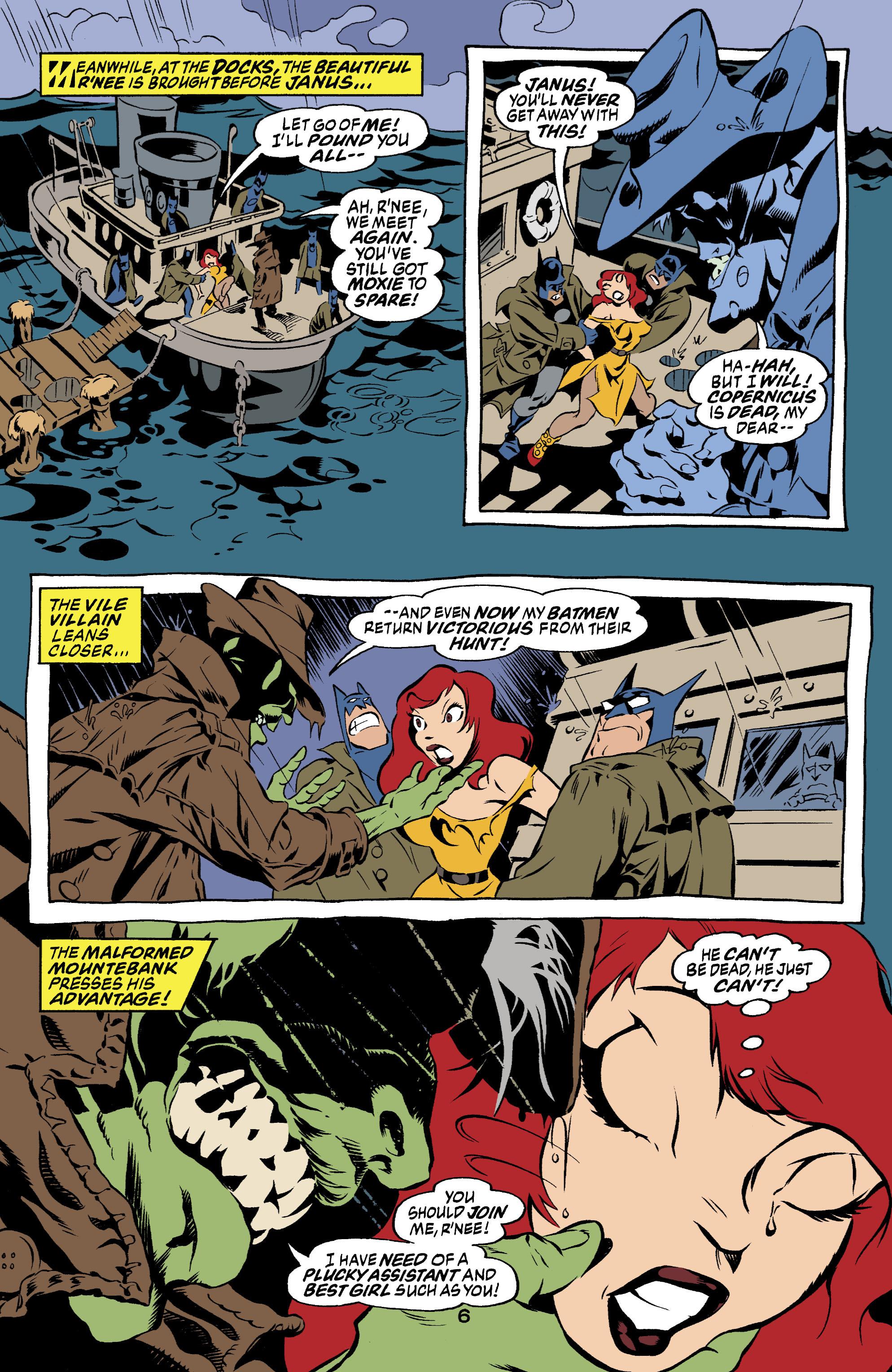 Detective Comics (1937) 753 Page 6