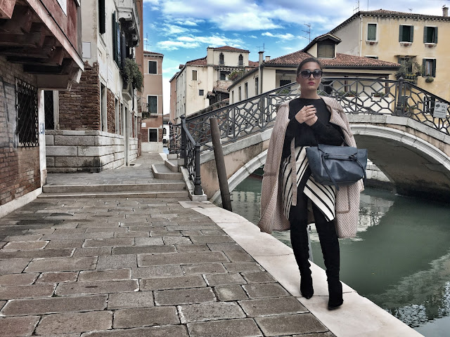 Venice, otk boots, canadian tuxedo, all denim outfit, total denim outfit, topshop jeans, best milano streetstyle, best toronto fashion blogger, best toronto streetstyle, best canadian fashion blogger, ysl sandals, chloegirl, travel italy, venice italy