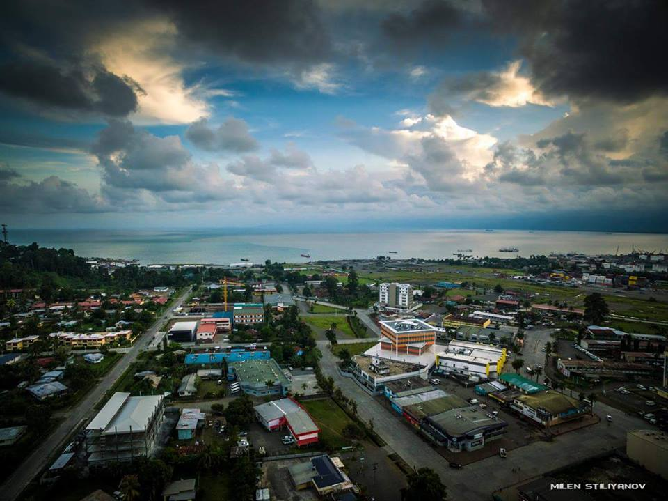 Lae city development planned