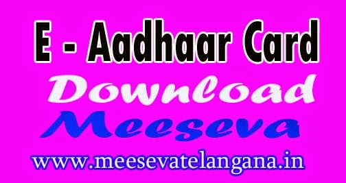 what is the password for e aadhaar pdf