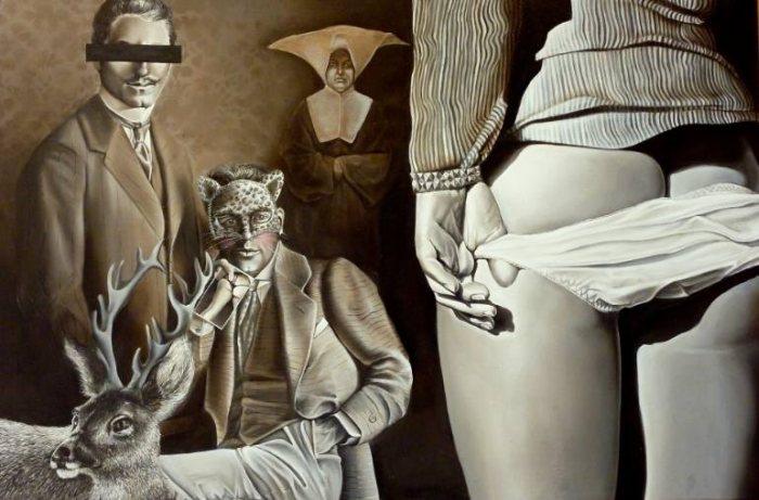 Чарующее видение. Marta Julia Piorko