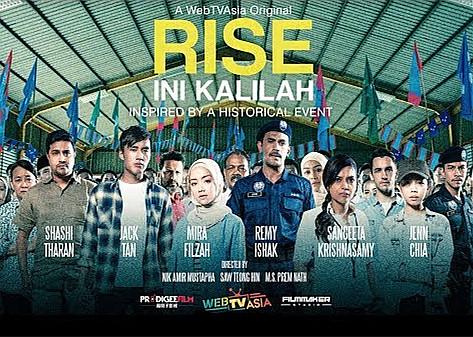 Sinopsis Film Rise: Ini Kalilah (2018)