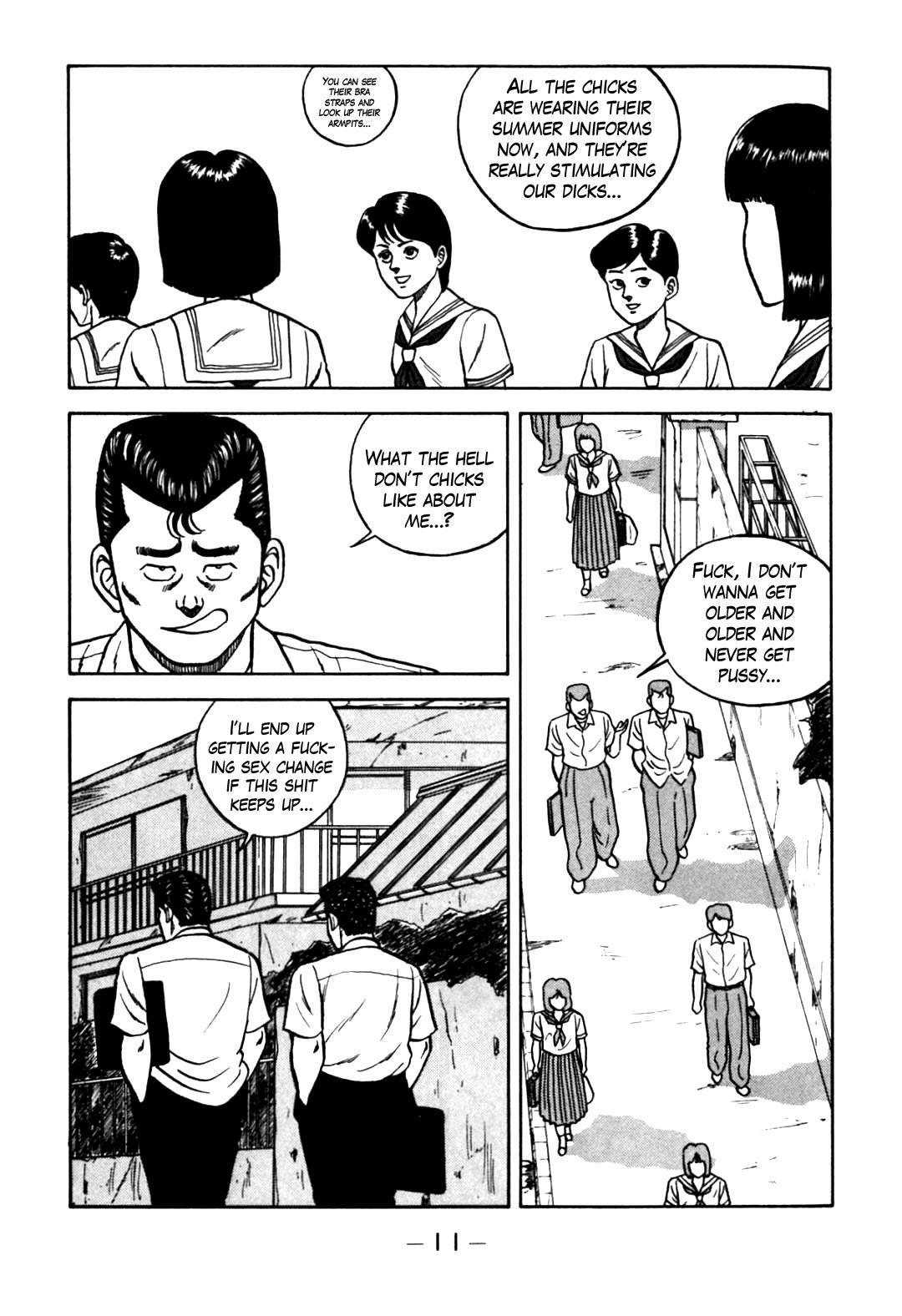 Be-Bop High School - Chapter 59