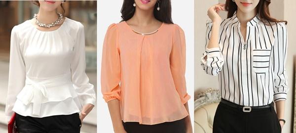 Blusas Perfeitas Para o Outono/Inverno