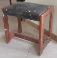 jak odnowić stołek