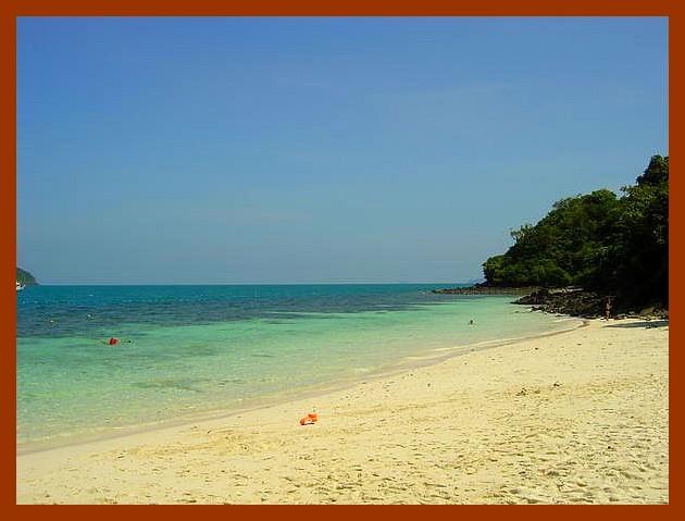 Coral Island, Phuket