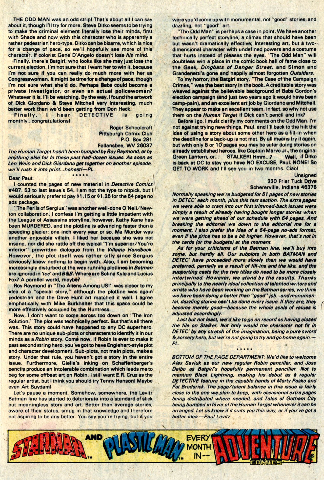 Detective Comics (1937) 490 Page 64
