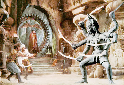 Ray Harryhausen, Golden Voyage of Sinbad