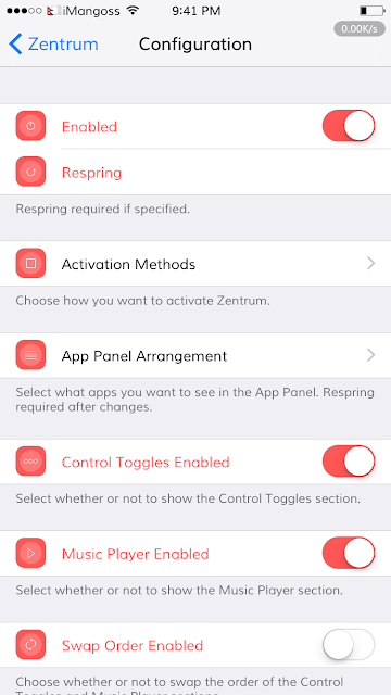 Zentrum is nice and brand new cydia tweak  by TweakWiz(@TweakWiz) (Developer of MockinbirdX, SweetDisplay, Griddy) which brings you a customizable and searchable app panel, control center toggles, a music player, and seamless multitasking, all in one place