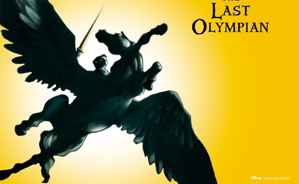 The Last Olympian Percy Jackson Pdf