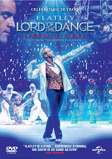 Lord Of The Dance Dangerous Games (2014)