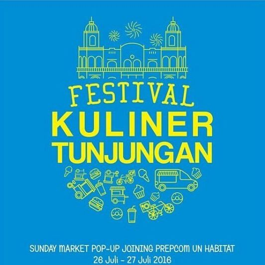 FESTIVAL TUNJUNGAN - 2016