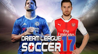 Download Dream League Soccer 2017 Mod Apk Data 4.0.1