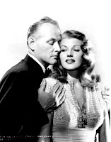 Rita Hayworth George Macready Gilda 1946 film noir