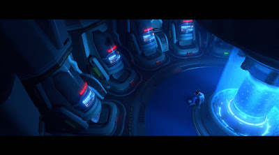 Blizzard nos hace sentir, en nuevo corto animado protagonizado por Mei