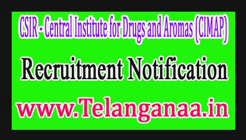 CSIR - Central Institute for Drugs and Aromas (CIMAP)