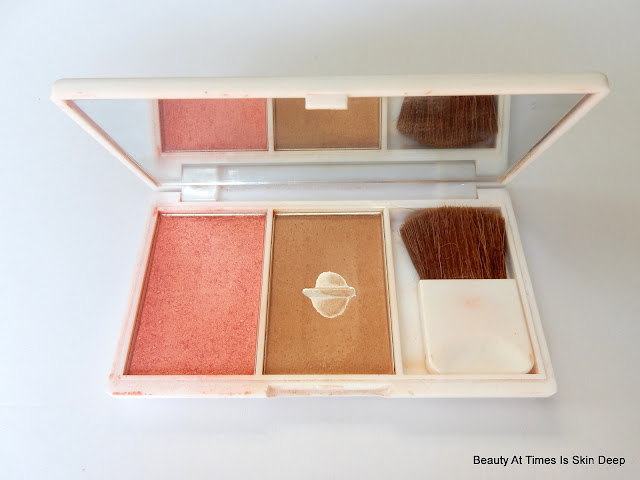 EB Advance Blush Duo Golden Goddess