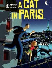 A Cat in Paris   Bmovies