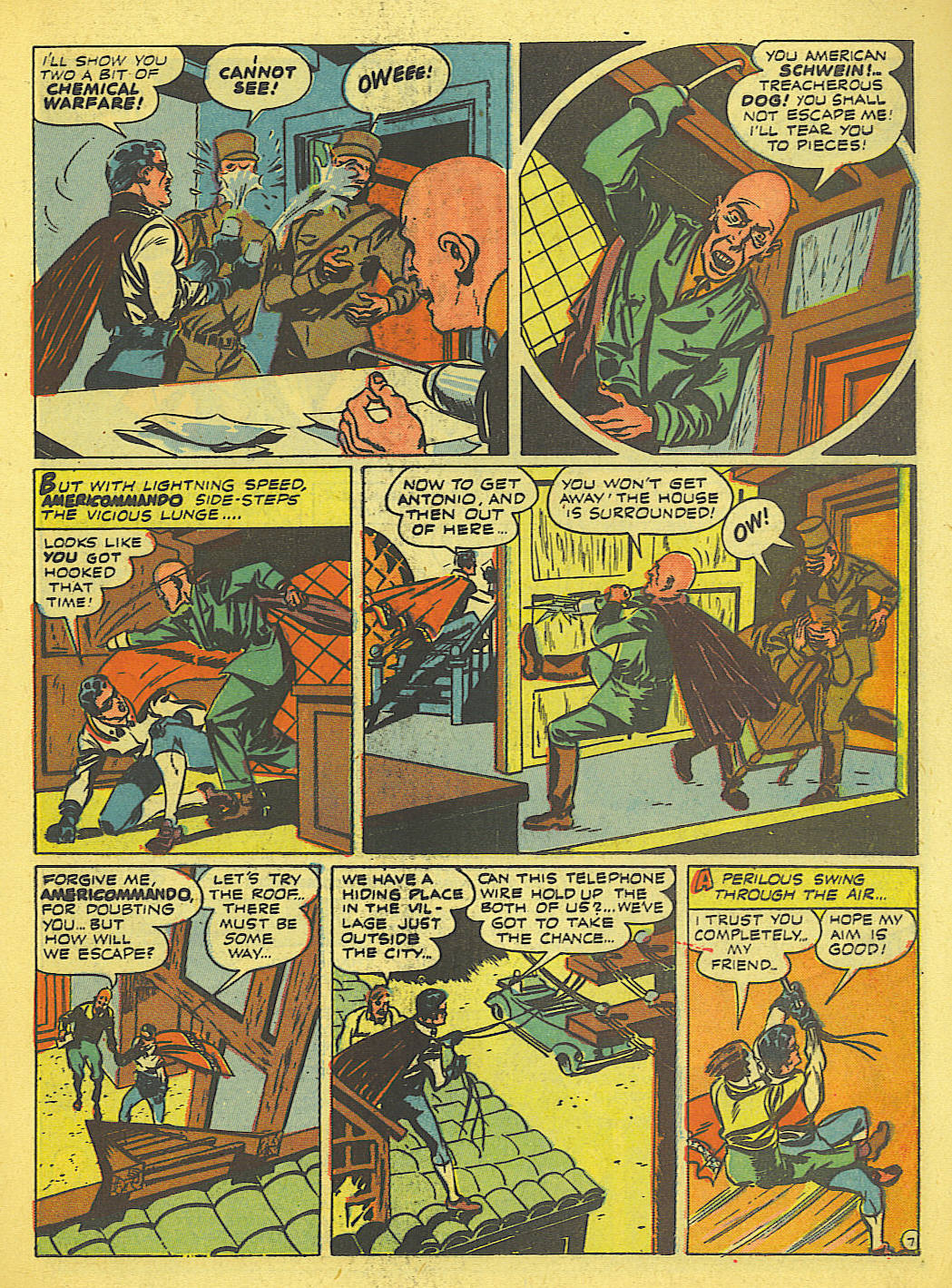 Action Comics (1938) 59 Page 41