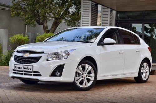 Chevrolet Cruze di Indonesia