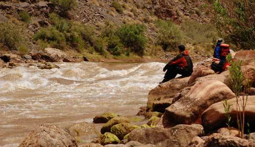 Wilderness River Adventures rafting by Jeanne Selep Imaging