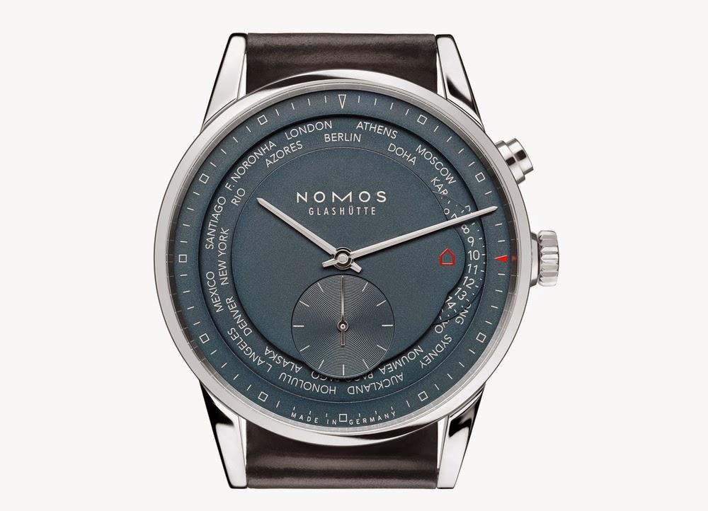 Nuevo Reloj de Nomos. Descubrelo
