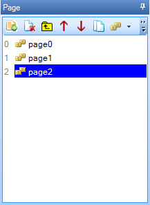 Add pages to the project in the Nextion Editor (arduinobasics.blogspot.com)